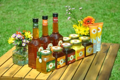 Tại sao các loại mật ong có mùi thơm khác nhau?