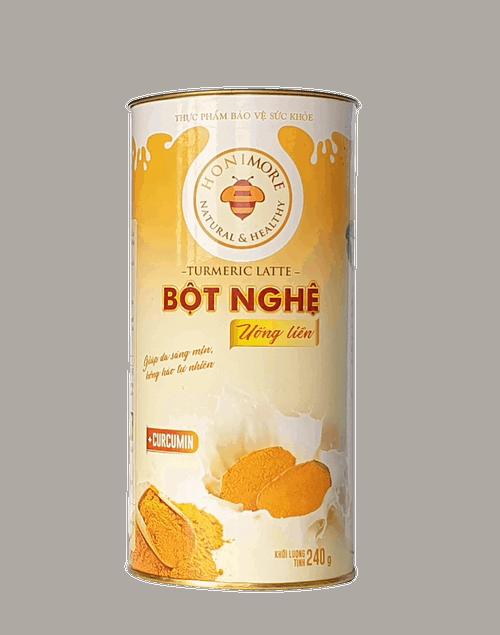 Honimore Turmeric Latte 240g