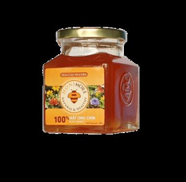 Mật ong chín Honimore Hoa Cao Nguyên 360g