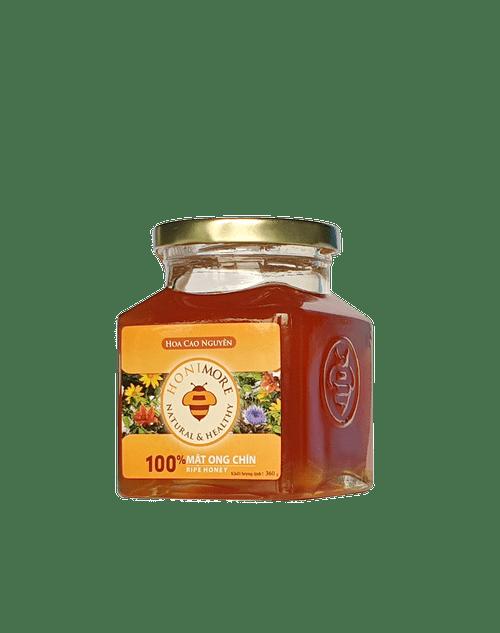 Honimore Ripe Honey Hoa Cao Nguyen 360g