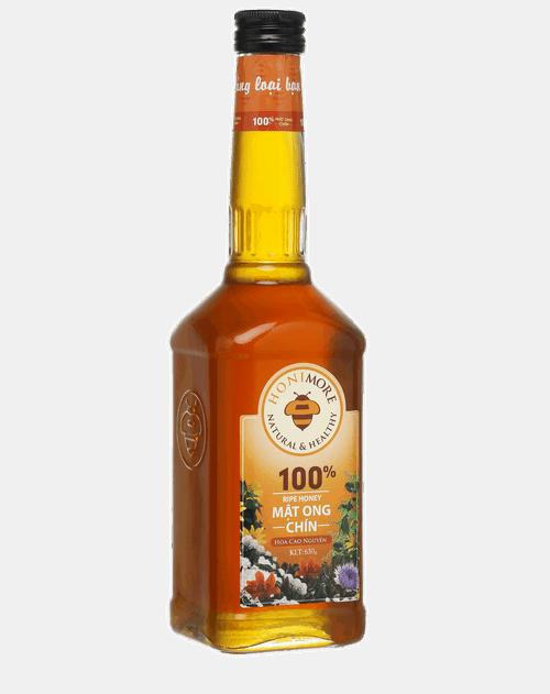 Honimore Ripe Honey Hoa Cao Nguyen 630g