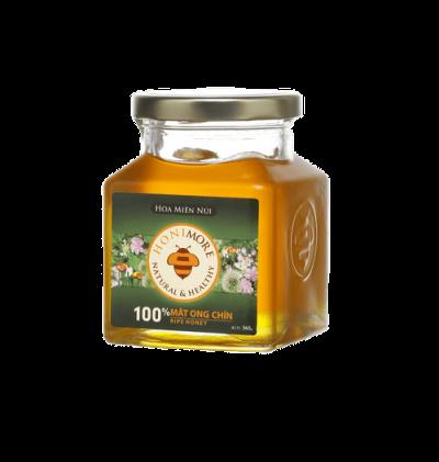 Mật ong chín Honimore Hoa Miền Núi (MN360)