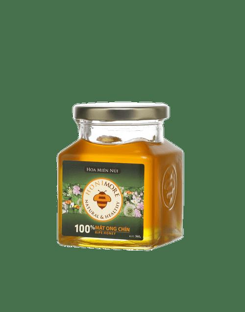 Honimore Ripe Honey Hoa Mien Nui 360g