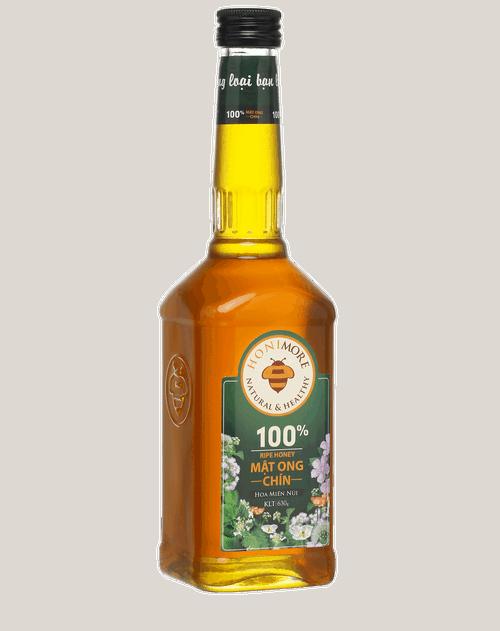 Honimore Ripe Honey Hoa Mien Nui 630g