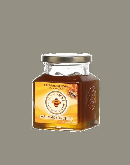 Honimore Ripe Honey + Royal Jelly 360g