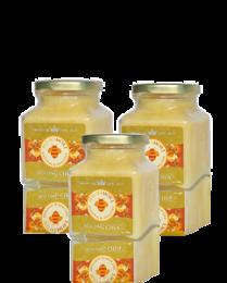 Sữa ong chúa được khai thác từ bao giờ?