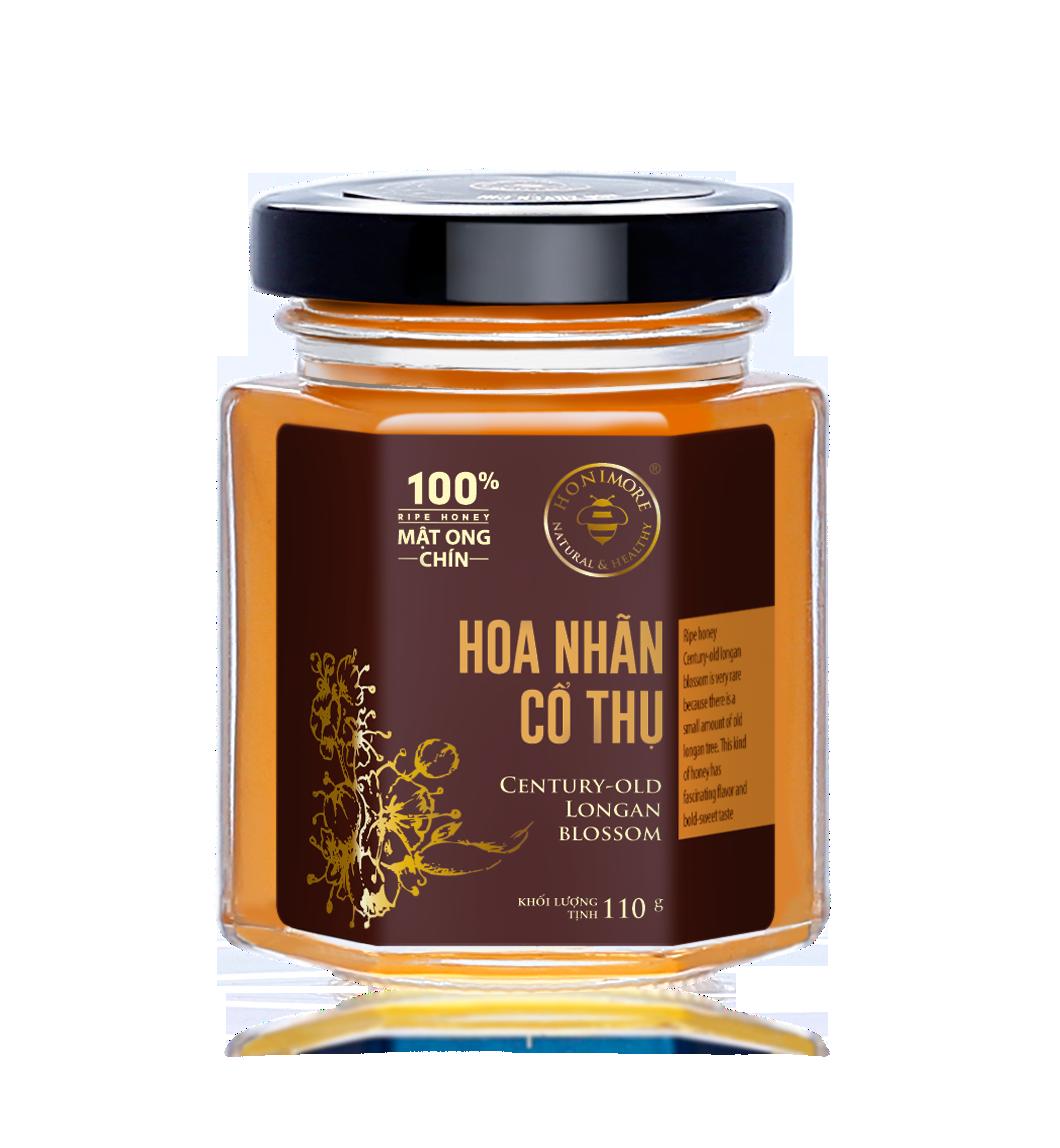 Honimore Ripe Honey - Century Old Longan Blossom 110g