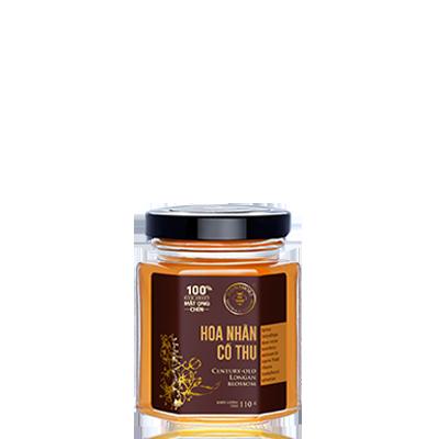 Mật ong chín Honimore Hoa Nhãn Cổ Thụ 110g