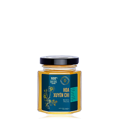 Honimore Ripe Honey - Biden Pilosa Flowers 110g