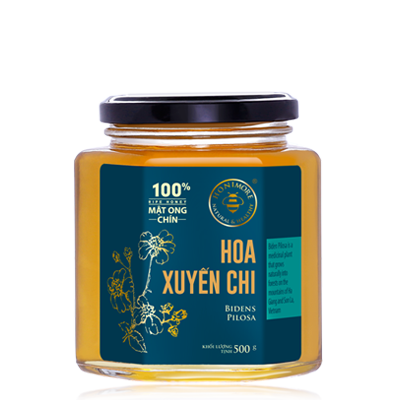 Honimore Ripe Honey - Biden Pilosa Flowers 500g